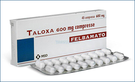 Taloxa 600mg compresse
